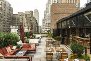 Rooftop Dining NYC